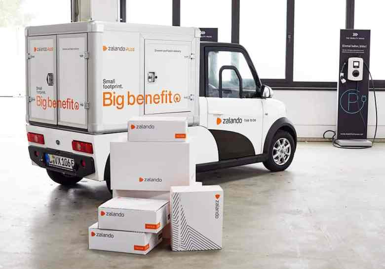 Zalando Sustainable Last Mile Delivery