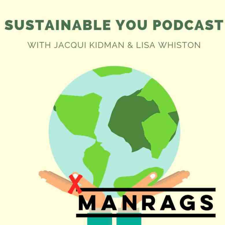 Sustainable You Podcast Episode 8 with Manrags
