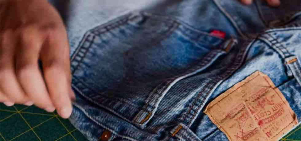 Levi's® SecondHand Denim Recommerce Ecobahn