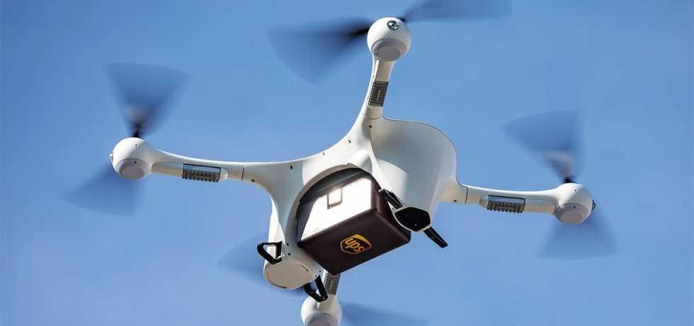 UPS Flight Forward Automated Drone Deliveries