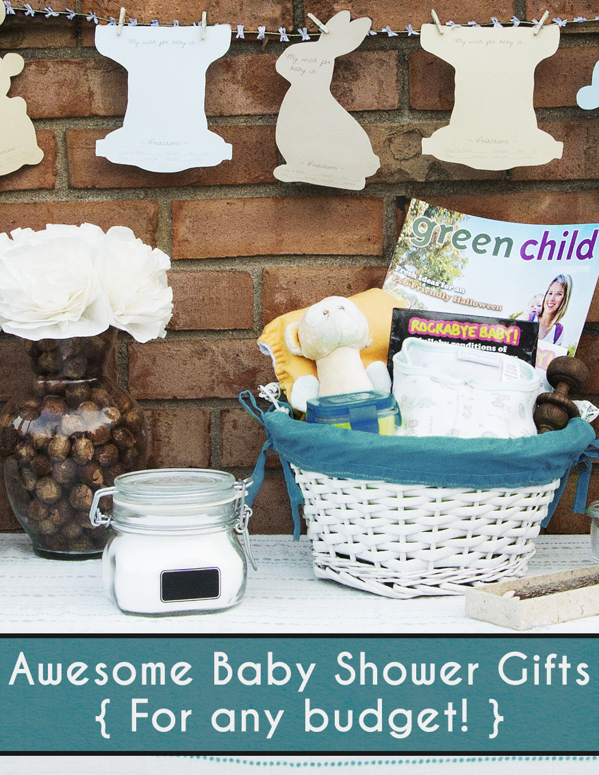 Fluffinu0027 Awesome Baby Shower Gift Ideas