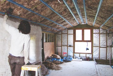 Greener Home Insulation Alternatives