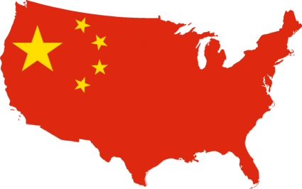 The United States - A Colony Of China? - Photo by DrRandomFactor