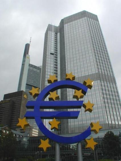 Banco Central Europeo, Frankfurt - por jpatokal