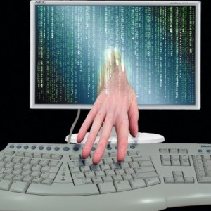 Cyber Theft - Photo by d70focus