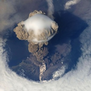 Volcanic Eruption - Public Domain
