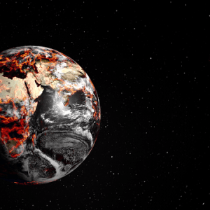Apocalyptic Disaster - Public Domain