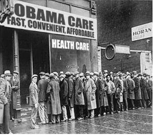 Obamacare Line