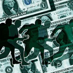 Bankers - Public Domain