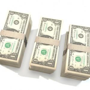 Dollar Stacks - Public Domain