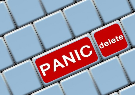 Panic Keyboard - Public Domain