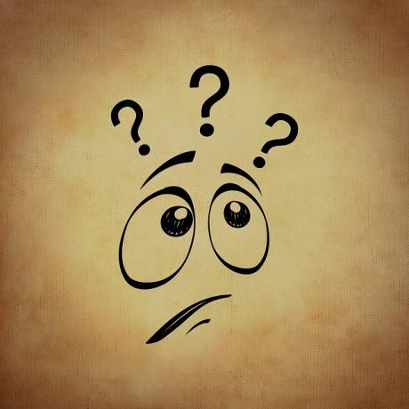 Question Smiley - Public Domain