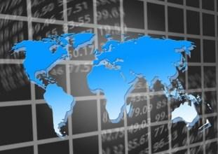 Grid Stock Exchange Economy Finance - Public Domain