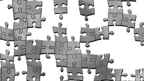 Puzzle Pieces - Public Domain