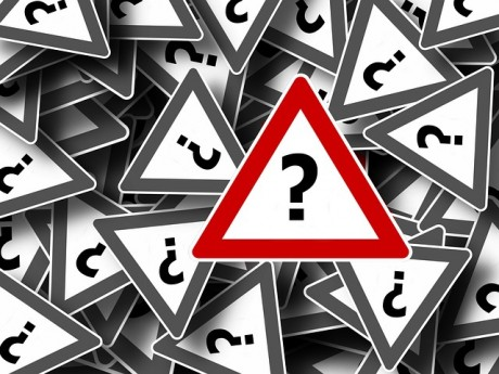 Question Sign Red - Public Domain