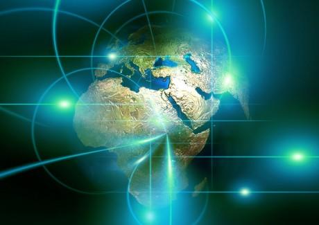 Earth Globe - Public Domain