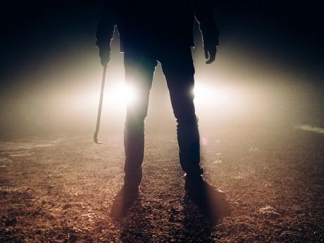Crime Headlights - Public Domain