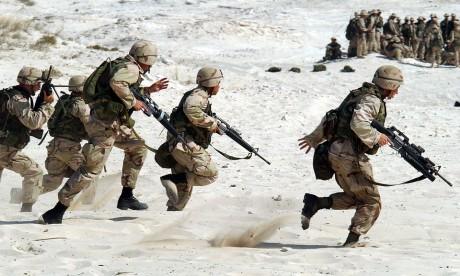 War Soldiers - Public Domain