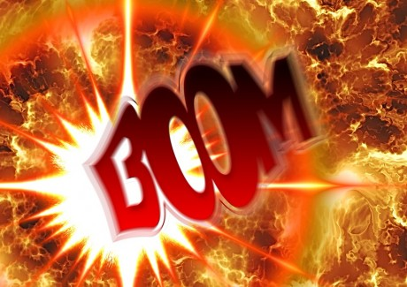 Boom - Public Domain