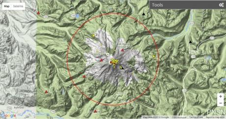 Mt. Rainier Today