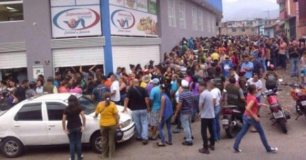 Venezuela Economic Collapse
