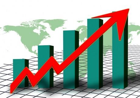 Stock Market Soaring - Public Domain