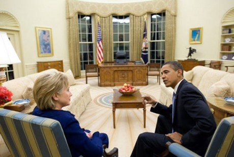 barack-obama-and-hillary-clinton-in-the-white-house-public-domain