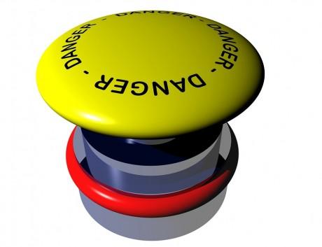 danger-button-public-domain