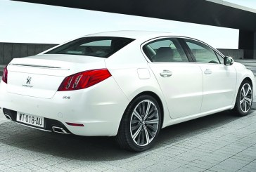 Peugeot 508: Combination of elegance and toughness