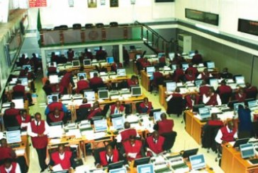 NSE index falls by 1.18%