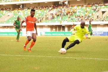 NPFL Wk 8: Plateau United retain top spot despite loss to Akwa United