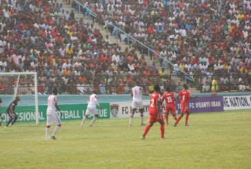 FC Ifeanyi Ubah makes CAF Cup debut