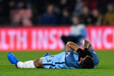 BREAKING NEWS: Manchester City's Gabriel Jesus out for months