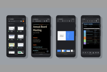Google Launches Dark Mode on G Suite Apps