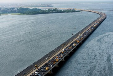Third Mainland Bridge and Lagos Megacity Roads