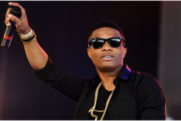 Wizkid gets grand concert piano on 30th birthday