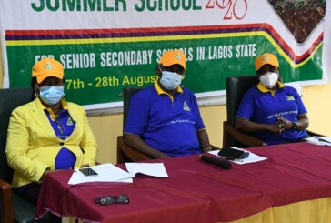 2020 Agric YES summer for secondary students flag off  in Lagos