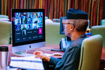 Vice President Yemi Osinbajo SAN presides over The National Council on Privatization Meeting