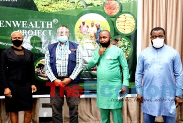 Media presentation on green wealth project launch by Green Eagles Agribusiness Solutions Ltd