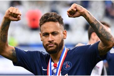 Neymar's15 years sponsorship deal ends
