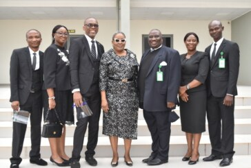 Ogun State Appoints New Senior Judicial Officers