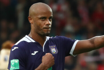 Man City star Vincent Kompany retires to coach Anderlecht