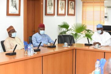 NUJ visit FCT Administration