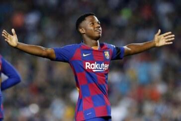 Ansu Fati: Guinea Bissau born Barcelona striker makes history