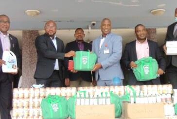 Presentation of COVID-19 Palliatives to hospital in Ibadan