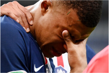 COVID-19: PSG Forward Mbappe Tests Positive