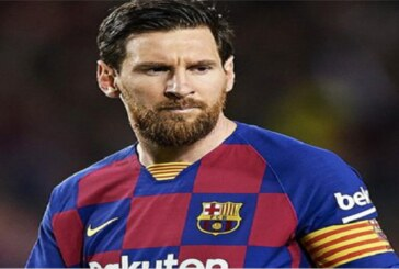 Messi's father, Barcelona to meet over potential exit