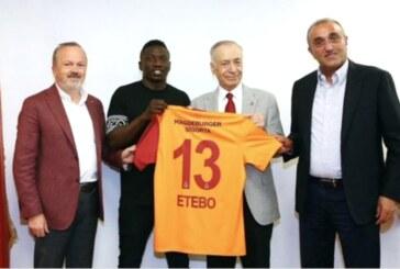 Etebo joins Galatasaray