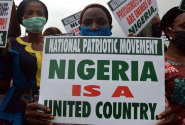 Rally on the total removal of Fuel Subsidy in Abuja