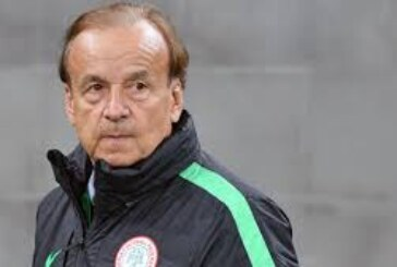 Rohr Invites Tijani, Lawal for Eagles friendlies